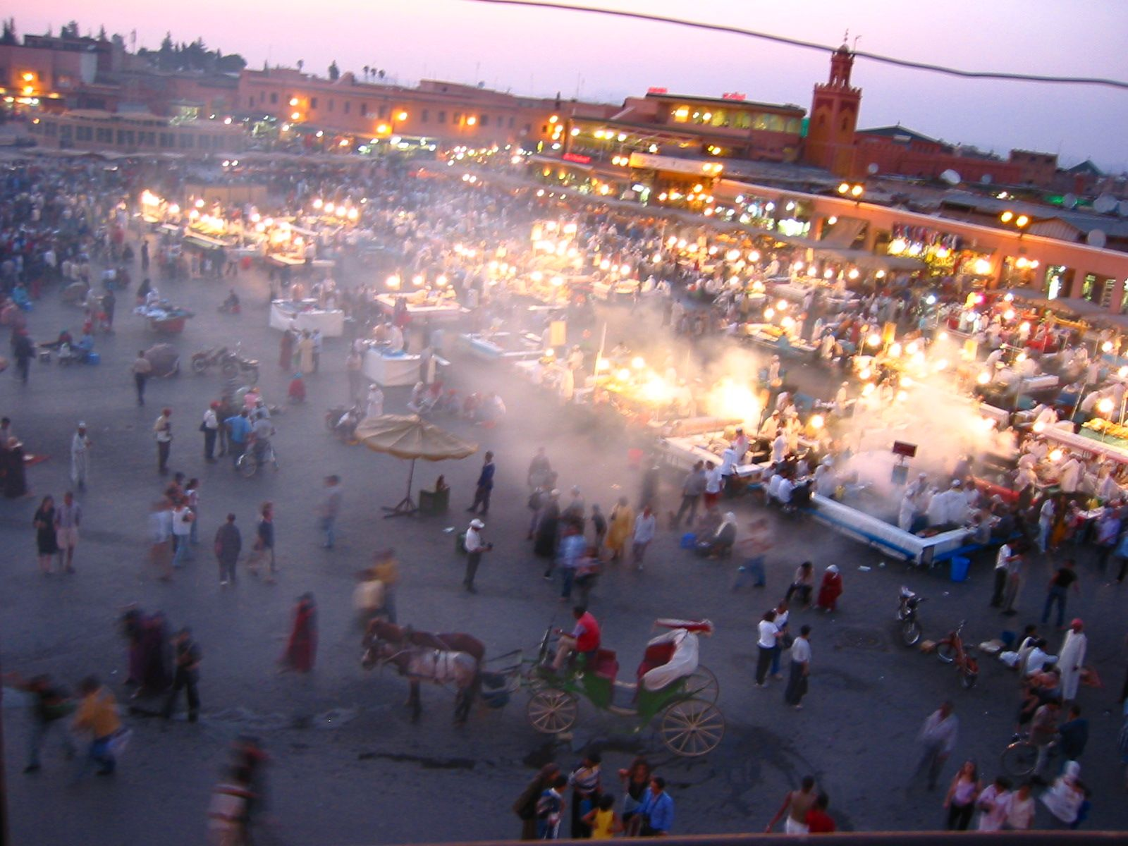 Marrakech Morocco  city photo : ... el Fna. Photo credit: http://icspac.net/marrakech/images/marrakech